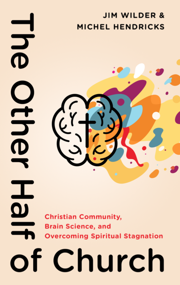 the other half of church book cover